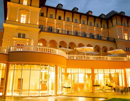 Falkensteiner Grand Spa Hotel Marienbad